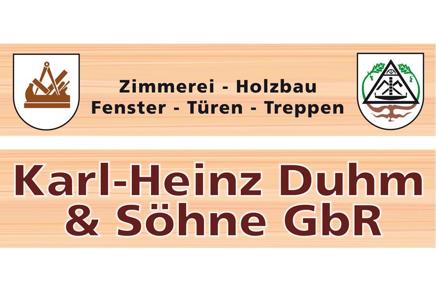 Zimmerei und Holzbau Karl-Heinz Duhm & Söhne GbR in Garz auf der Insel Rügen