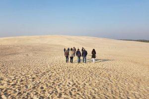 Große Dünen von Leba